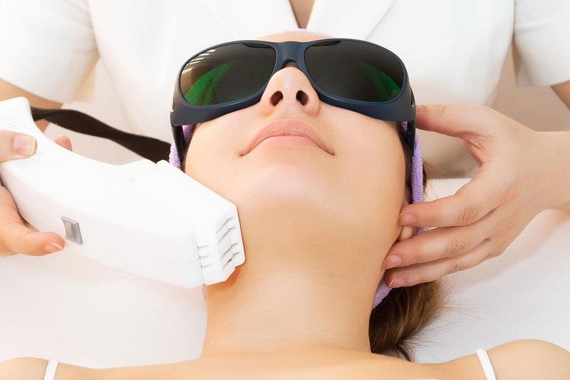 Лазерна косметологія: переваги