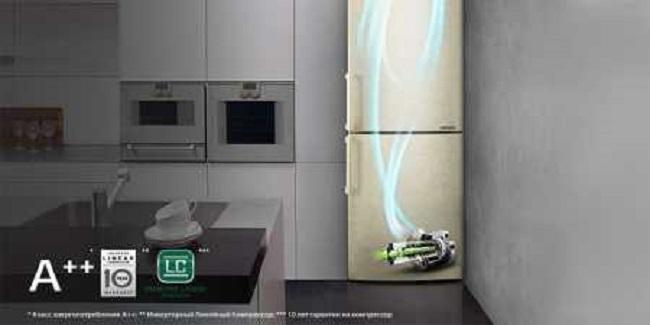 Всі плюси і мінуси інверторних компресорів в холодильниках