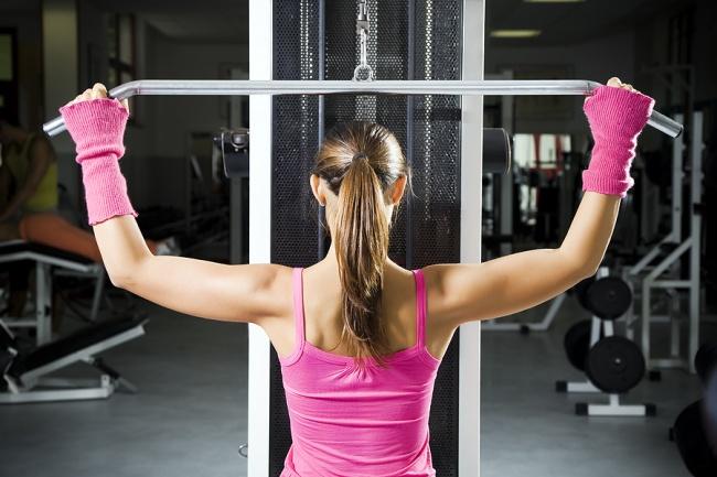 9 вправ для першого тренування в залі (заощадь на тренері)