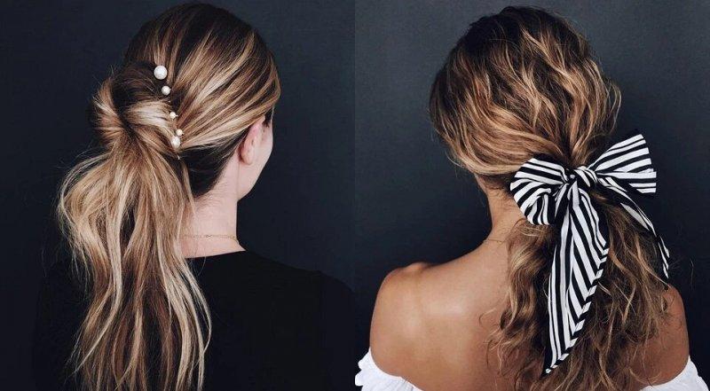 Замість пучка: 5 дуже простих зачісок на кожен день