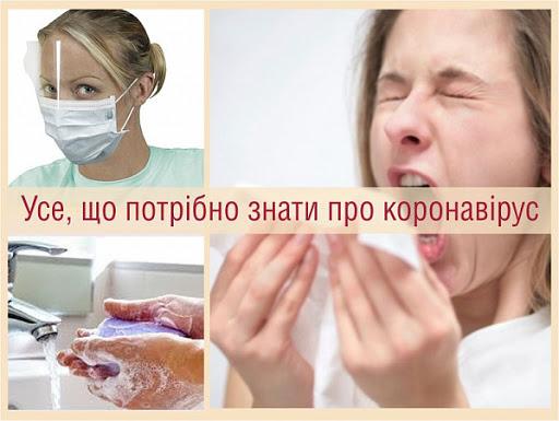 Коронавірус: як проявляється, як не заразитися і чи можна вилікувати