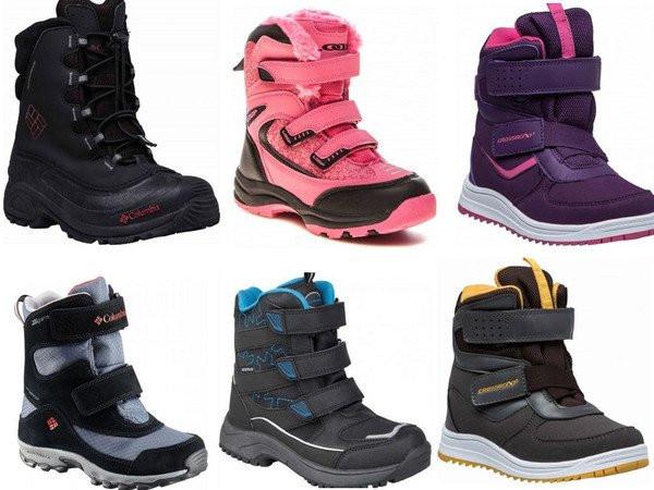 Яким буває зимове взуття, як правильно його обирати і доглядати?