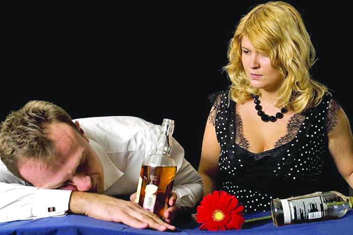 Як жити з чоловіком-алкоголіком