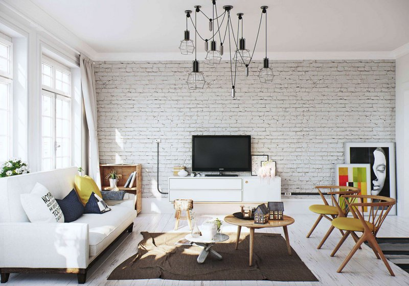 Як оформити житло в скандинавському стилі: поради