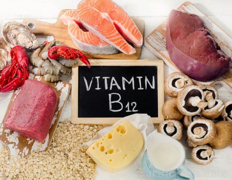 Вітамін В 12: навіщо він потрібен жіночому організму і в яких продуктах міститься