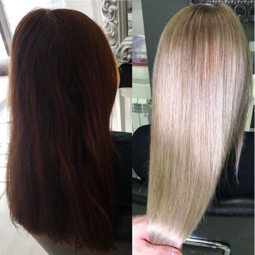 Як змити чорну фарбу з волосся: професійні процедури і безпечні домашні засоби