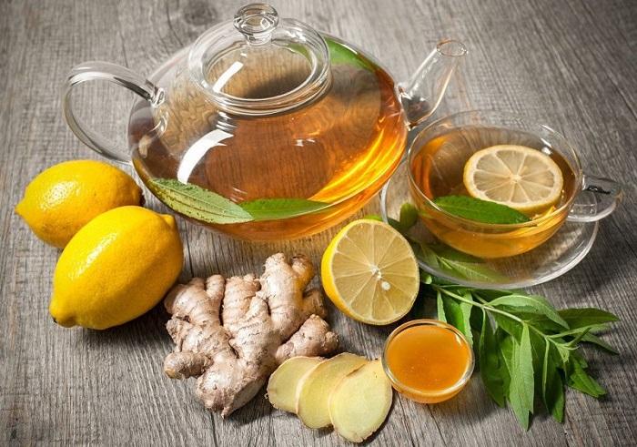 Чай з імбиром для схуднення: 10 простих і смачних рецептів
