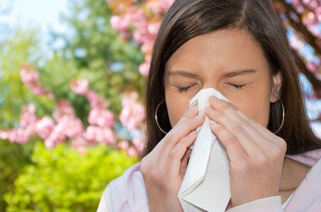 5 найпоширеніших алергенів