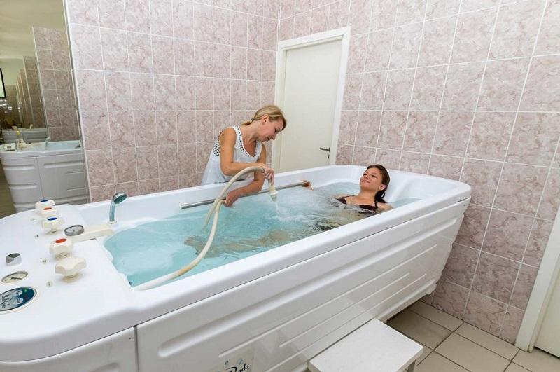 Механізм дії радонової ванни