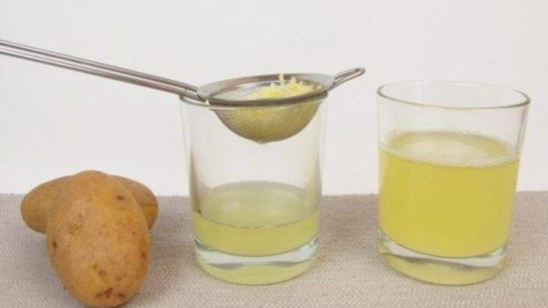 Картопляний сік: корисні властивості незвичайного фрешу