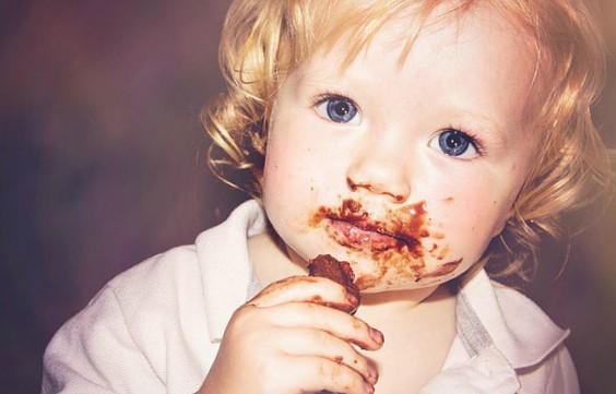 Як вибрати шоколад для дитини