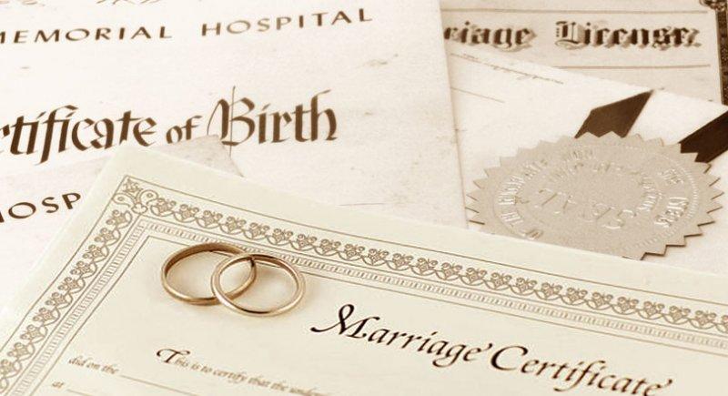 Переклад свідоцтв про народження, про шлюб