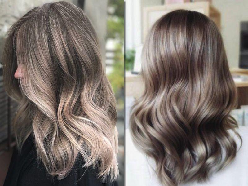 «Грибний блонд» або морозний блакитний: розбираємося, як пофарбувати голову цієї зими
