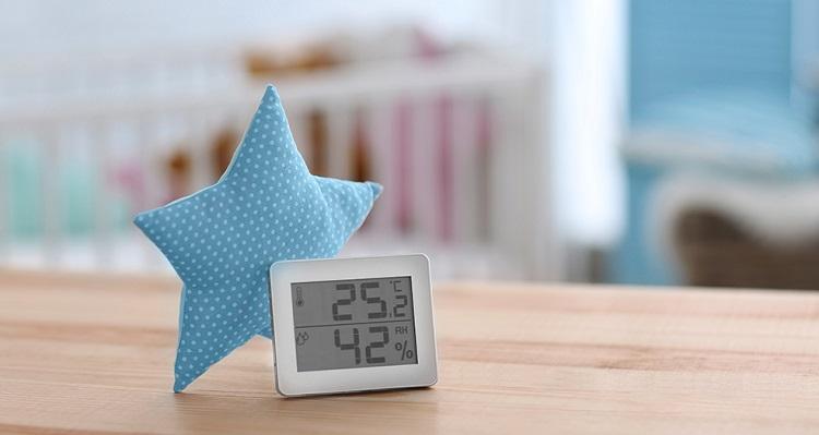 Як виміряти вологість повітря в квартирі: 12 способів, як самостійно підвищити або знизити рівень вологи в приміщенні