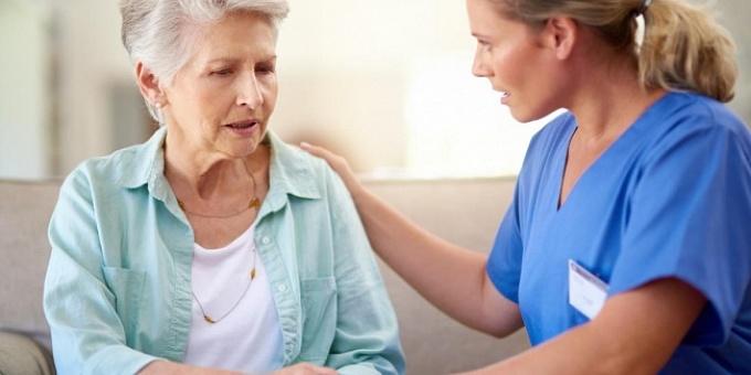 Препарати для лікування деменції у людей похилого віку