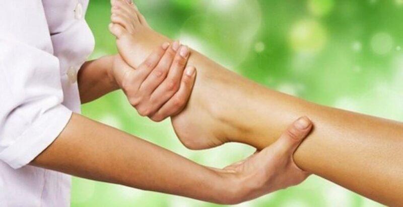 Що дає масаж ніг