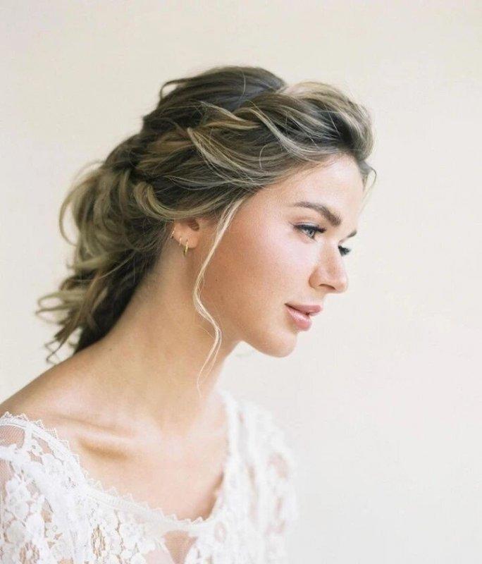 Весільний макіяж для карих очей: відтінки, техніки і Лайфхак від візажистів