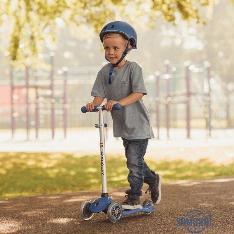 Купить детские самокаты с большими колесами в интернет-магазине «Samokat» — несколько достоинств модели